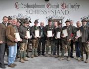 30 Jahre Jagdhornbläser am Mieminger Plateau