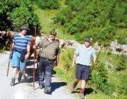40 Jahre Marienberg Alm – Die Almleit kehren heim ins Tal