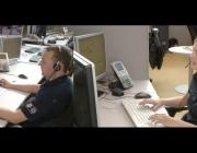 Alarmierung der Feuerwehren über Notruf 122