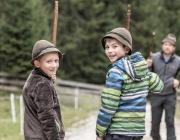 "Almabtrieb 2017 Hochfeldern Alm / Mieming – ""Ganz nah dran"""