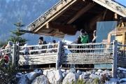 Almadvent auf der Stöttlalm – Mit Engeln, Tuifln und der Bläsergruppe Galtür Syndikat