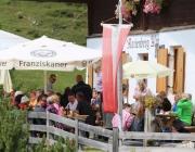 Almmesse auf der Marienberg Alpe – Hirtenfamilie geht nach 40 Jahren in den Ruhestand