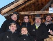 Auftakt der Mieminger Fasnacht – Stöttlhex übernimmt Gemeinde-Schlüssel