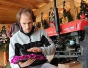 Drei-Almen-Abtrieb – Hochbetrieb in der Barwieser Proster-Werkstatt