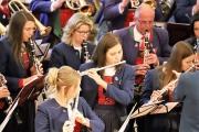 Cäcilia-Messe und Cäcilienfeier der Musikkapelle Mieming – Florian Schöpf zum Ehrenmitglied ernannt