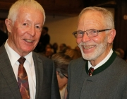 Martin Schmid wurde mit dem Ehrenring ausgezeichnet – Mieming gratuliert