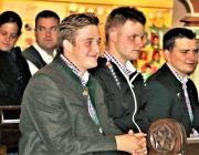 Erntedankfest 2017 in Untermieming – Die Gemeinde Mieming ehrte drei verdiente Bürger