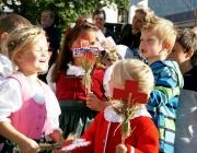 Erntedankfest 2015 in Barwies