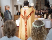 """Erstkommunion in Barwies – Unter """"sonnigem Stern"""""""