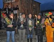 Fasnachtsfinale 2014 - Ausfliegen der Stöttlhex