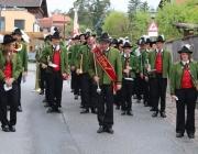 Floriani-Feier 2013 – Die Freiwillige Feuerwehr Mieming feiert ihren Schutzpatron