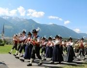 Fronleichnams-Prozession 2017 in Untermieming