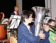 Frühjahrskonzert 2016 der Musikkapelle Mieming