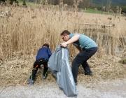 Frühjahrsputz 2016 – Weniger Müllaufkommen als im Vorjahr