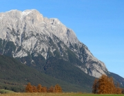 Goldener Herbst am Sonnenplateau Mieming