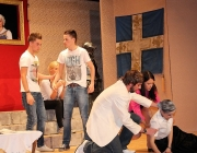 """Theater-Herbst 2012 – Die Plateauniker spielen """"Das Gespenst von Canterville"""""""