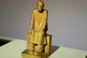 Spuren des Obsteiger Künstlers Hermann Rieser – Vom Tellerwäscher zum gefeierten Bildhauer