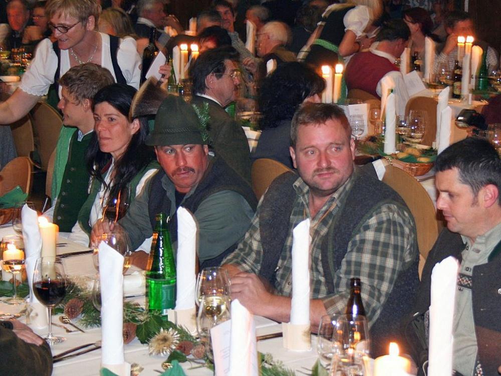 """Erntedank der Jägerschaft"" – Hubertusfeier in Barwies"