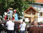 Isidori-Prozession 2013 – Frühschoppenkonzert bei subtropischen Temperaturen