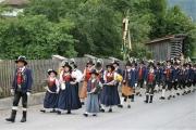 Isidori- und Herz-Jesu Prozession 2011 in Mieming