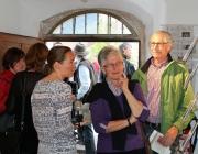 """Angelika Windegger :LINZ – Ausstellung """"Raum – Zeit – Veränderung"""""""