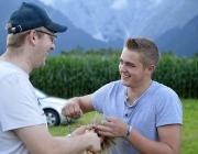 Erntedankkrone – Symbol der eingebrachten Ernte