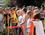 10 Jahre Lesebrücke Volksschule Untermieming