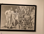 """Lois Baumgartner Ausstellung - """"Logisch Mythologisch"""""""