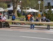 Der Maibaum 2017 In Barwies