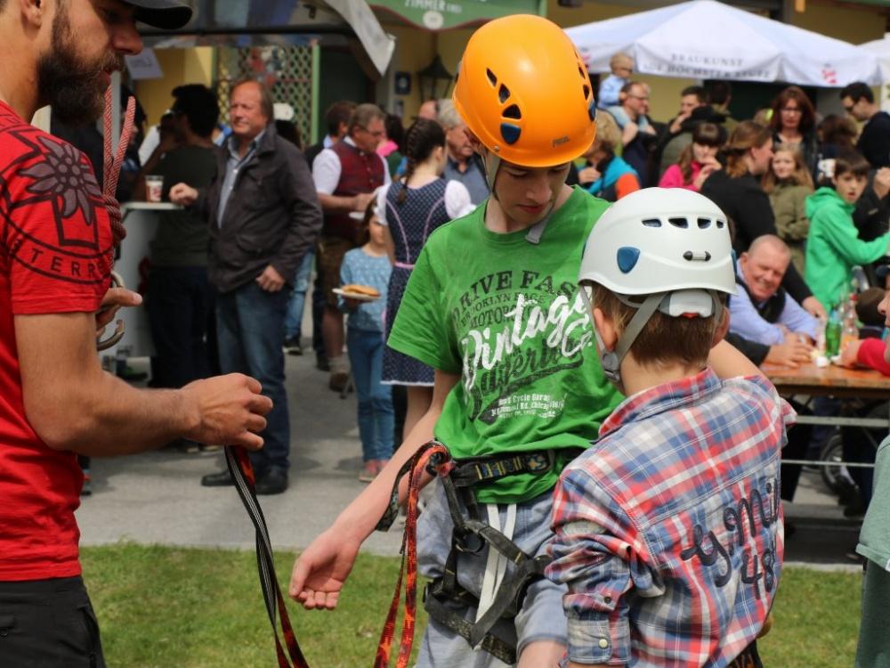 Maifest 2017 in Barwies