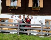 Marienberg-Alm – Bergmesse und Bergfest