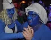 """Maskenball der Mieminger Bäuerinnen 2013 – """"…Schlumpfblau"""""""