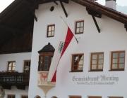 """Mieming feiert seinen neuen Gemeindeplatz – """"Symbol für ein verändertes Selbstbewusstsein"""""""