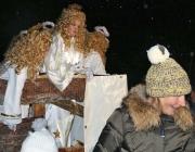 Mieminger Tuifllauf 2013 – Stöttl-Hexe kämpft gegen Ober-Tuifl