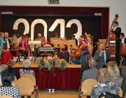 """Neujahrskonzert 2013 – """"…Mieming schwebte im Dreivierteltakt"""""""