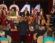 Neujahrskonzert 2014 – Sopranistin Eva-Maria Schmid begeisterte das Mieminger Publikum