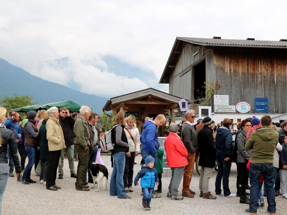 Oberdarfler Bauernherbst 2015