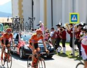 Österreich-Rundfahrt 2015 – 8. Etappe Innsbruck Mieming/Imst – Bregenz