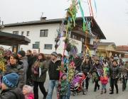 """Palmsonntag 2013 – """"In den Pfarrgemeinden Untermieming und Barwies"""""""
