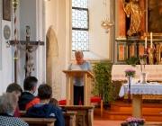 Rochusfest 2015 zugunsten der Josefs-Kapelle