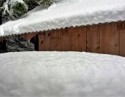 Schneewanderung zur Oberen Boasligbrücke