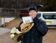 """Silvesterblasen 2015 – Die Musikkapelle Mieming wünscht """"a guats nuis Jahr"""""""