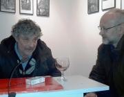 """Christian Qualtinger mit der Ausstellung """"Herr Karl & Co."""" in Mieming"""