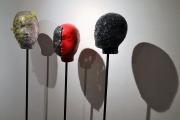 Vernissage Mona Friedl-Oberhofer und Elisabeth Trenkwalder im Kunst-Werk-Raum