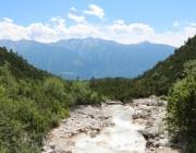 Wanderung im Mieminger Gebirge – Der Morgensonne entgegen