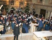 Weihnachtskonzert 2010 der Musikkapelle – Mit Solistin Vanessa Waldhart