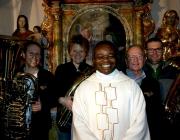 Zeiner Kirchtag 2015 – Messe in der Marienkapelle mit Festl