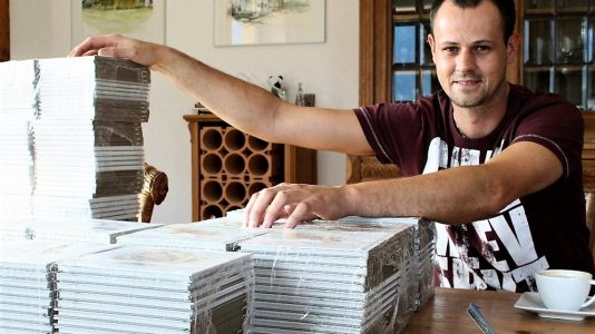 Küchenmeister Mario Walch - Genuss Momente, Foto: Knut Kuckel