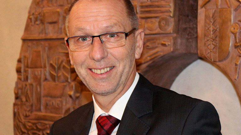 Bürgermeister Franz Dengg schaut auf ein erfolgreiches Jahr zurück, Foto: Knut Kuckel
