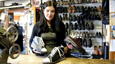 Verena Ruech - Schuchmacherin mit Leidenschaft, Foto: Nicole Ginzinger